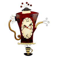 Stemin Tea Pendulum Clock