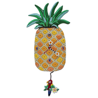 Island Time Pendulum Clock