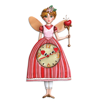 Proncess Pixie Pendulum Clock