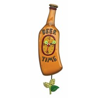 Beer Time Pendulum Clock