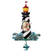 Augi's Lighthouse Pendulum Clock